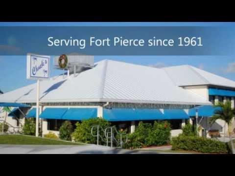 Chuck's Seafood Restaurant Fort Pierce FL also serving Port Saint Lucie FL Vero Beach FL