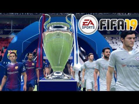 FIFA 19 - FINAL DA UEFA CHAMPIONS LEAGUE - Demo da Gamescom no PS4 Pro
