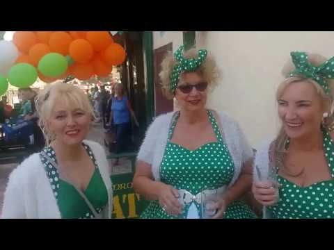 Benidorm St Patricks day 2017