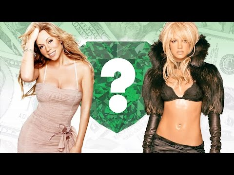 WHO'S RICHER? - Mariah Carey or Britney Spears? - Net Worth Revealed!