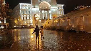 Furtuna puternica la Timisoara