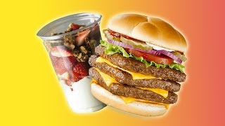 Healthiest Fast Food Menu Options