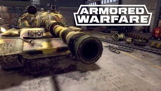 Armored Warfare - T-62 Veteran Main Battle Tank