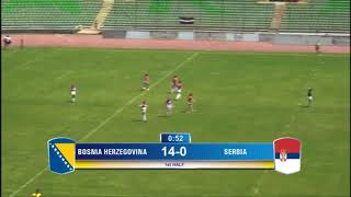 2016 Rugby Europe 7s Conference 1 Womens Sarajevo Serbia ...