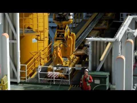 TBells Milestone: Deepwater Drilling