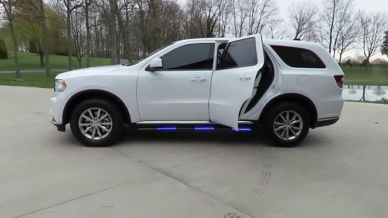 Jones Auto Group >> 2017 New Albany K-9 Durango   John Jones Police Pursuit Vehicles - YouTube