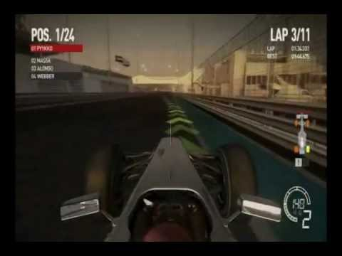 F1 2010 Season: Abu Dhabi Race