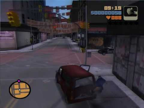 Sony PS2 ►  Grand Theft Auto III