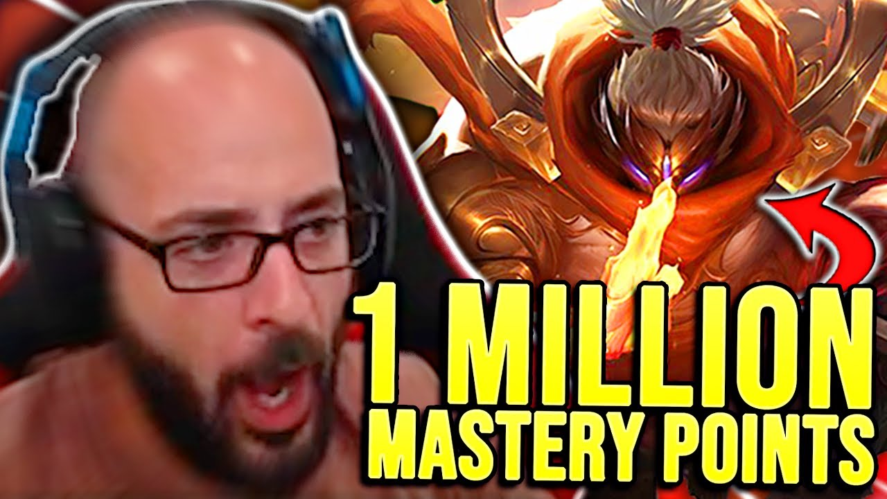 1,000,000 MASTERY POINTS ISN'T ENOUGH TO STOP THE CROC!!! - SRO 60 Days to Masters