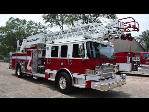 TEEX Municipal Fire School Show - See You Sunday!