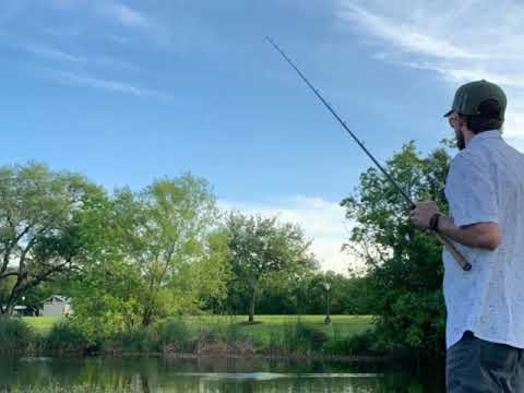 Pond Fishing Adventure!!! Coupon Codes Below