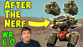 War Robots Live Stream Gameplay of the New 6.0 Update with the Ao Jun Nerfed and Glacier - WR If you like to support this stream and channel with a ...