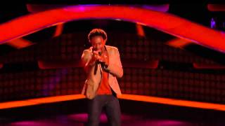 The Voice USA 2015   Anthony Riley - I Got You (I Feel Good)