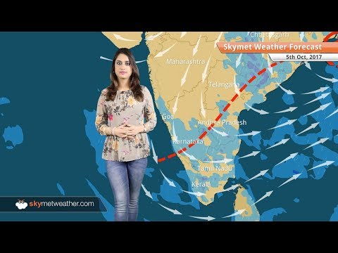 Weather Forecast for Oct 5: Dry weather in Delhi, Mumbai, Rain in Chennai, Bengaluru