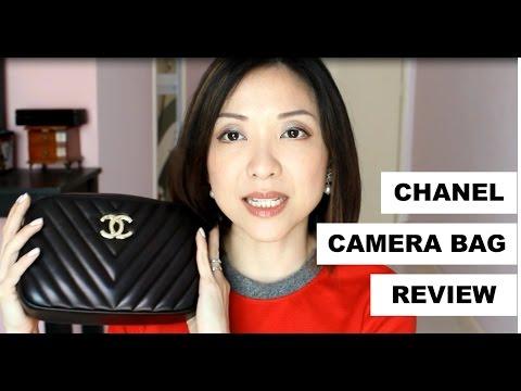 Chanel Camera Case Bag | Handbag Review | Kat L