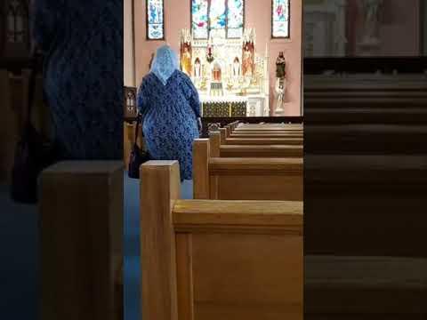 LIVE SUNDAY GLORIOUS MYSTERIES with Joe Nicosia @ St. Mary's Oratory - July 21 2019
