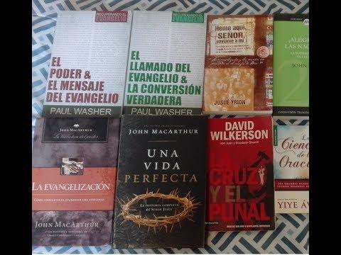 Libros Cristianos que recomiendo / 📖 Libros sana doctrina 📖