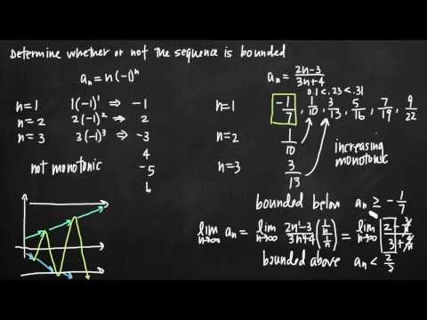 Bounded sequences (KristaKingMath)