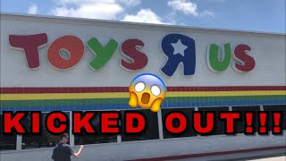 KICKED OUT OF TOYS R US!!! (Ft. Not Natthan)
