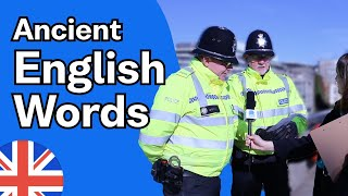 Londoners Try to Guess the Meaning of Strange English Words