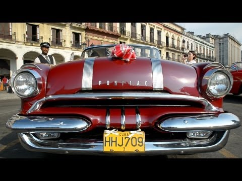 Cuba VLOG 5: Sweet car ride & photography lesson...