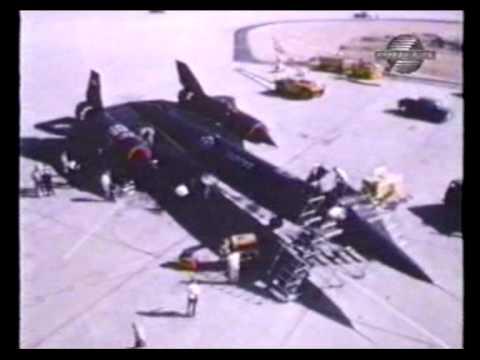 YF-12A Blackbird - YouTube