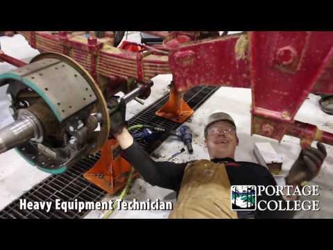 Heavy Equipment Technician Program