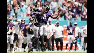 RAVENS RAP: 2019 Season Game 1, Ravens 59 Dolphins 10