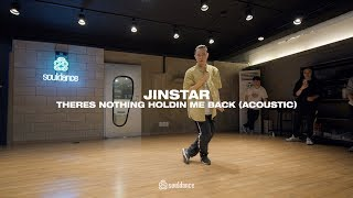 Shawn Mendes - Theres Nothing Holdin Me Back (Acoustic)   JINSTAR Choreography