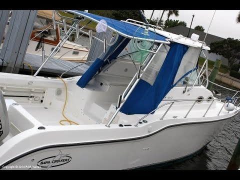 Used 2004 Baha Cruisers 296 King Cat for sale in Vero Beach, Florida