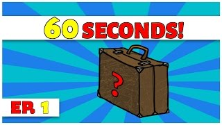 60 Seconds! - Ep. 1 - The Suitcase Update! - Let's Play [60 Seconds DLC Gameplay]