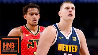 Atlanta Hawks vs Denver Nuggets - Full Game Highlights | November 12, 2019-20 NBA Season