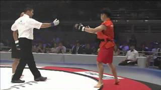 Japanese Boxing Champion vs Korean Taekwondo Fighter (Kazuhisa Watanabe vs Jung  Chang Hyun) thumbnail