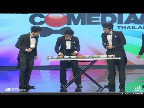 The Comedian Thailand Week 12-2