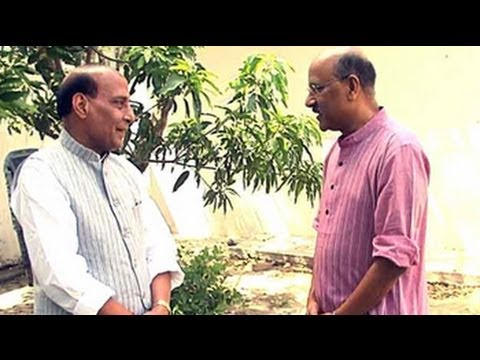Walk The Talk with Rajnath Singh