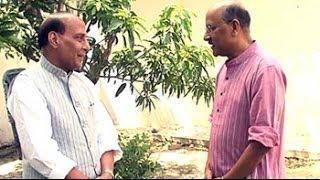 Walk The Talk with Rajnath Singh