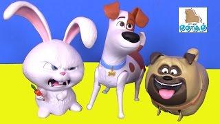 Тайная Жизнь Домашних Животных Мультик | Видео для Детей | Мультики для Детей | Барби Мультик