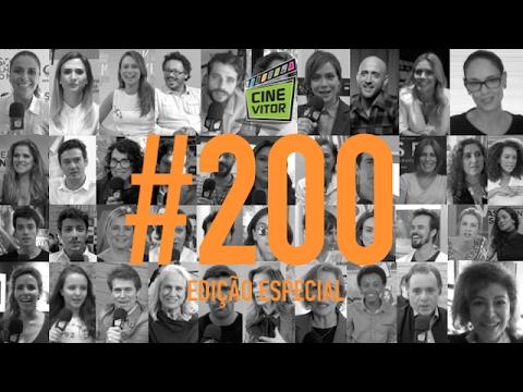 CINEVITOR #200: EDIÇÃO ESPECIAL | Melhores momentos + entrevista com Mariana Ximenes
