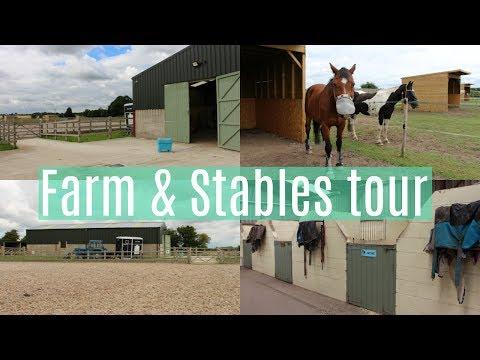 FARM & STABLES TOUR