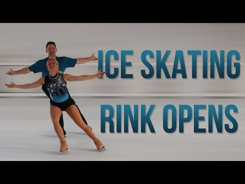 St George's Skates Ice Rink Opening, November 26 2016