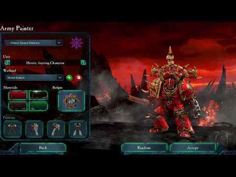 Dawn Of War 2 - Elite Mod ► Обзор хаоса
