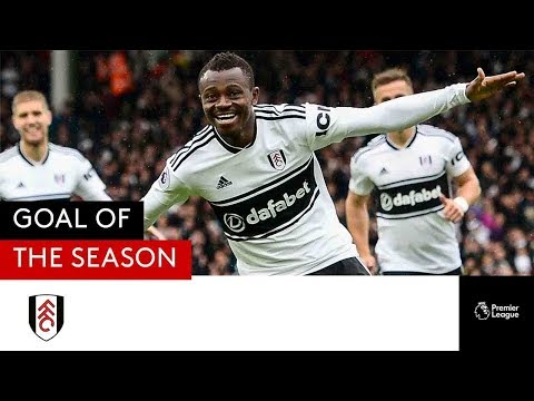 Goal Of The Season Shortlist 2018/19