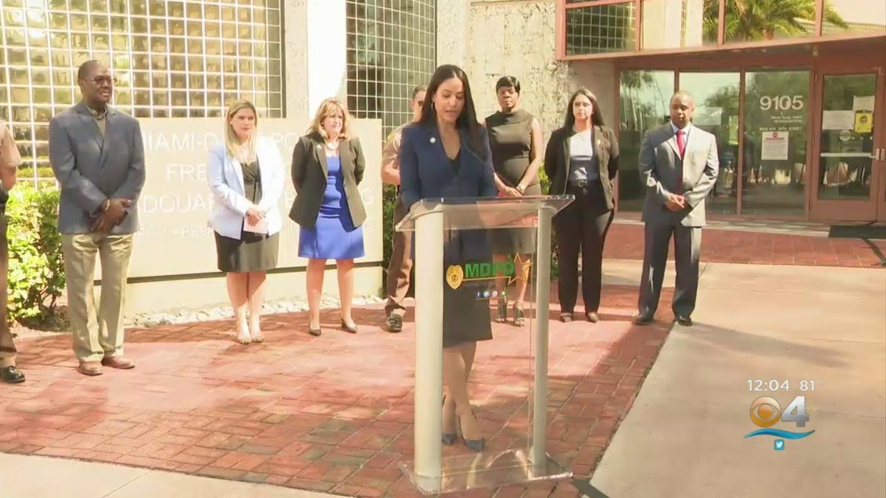 Download Miami-Dade Police Teams Up With FPL To End Human Trafficking In South Florida