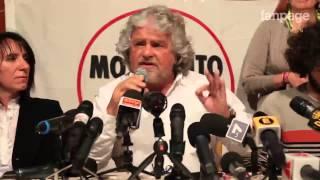 Grillo a Milano, conferenza stampa in una discoteca di lusso e i dipendenti storcono il naso