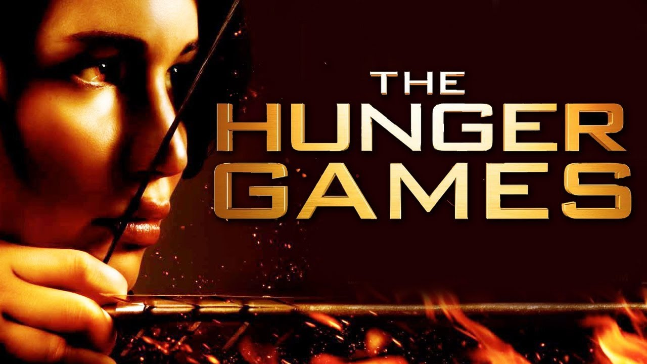 The Hunger Games -- Movie Review #JPMN - YouTube