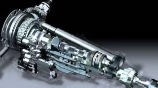 Audi Doppelkupllungsgetriebe S-Tronic