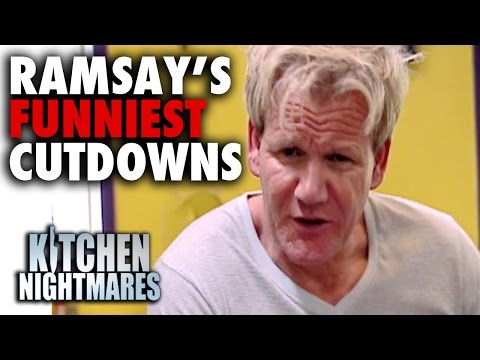 Gordon Ramsays Funniest One Liners 2.0 | Best of Kitchen Nightmares