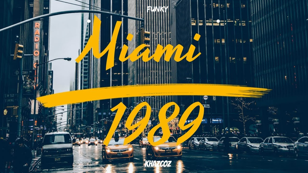 Life in Miami 1989 – Archive Footage