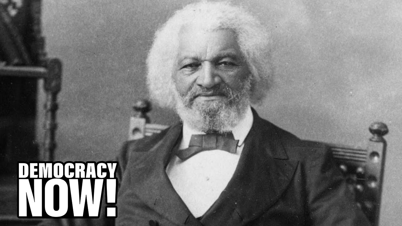 """""""What to the Slave Is the 4th of July?"""": James Earl Jones Reads Frederick Douglass's Historic Speech"""