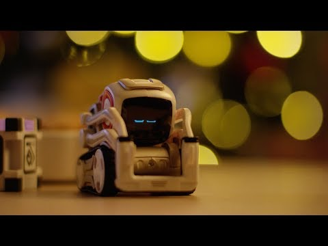 Anki Cozmo | Happy Holidays!